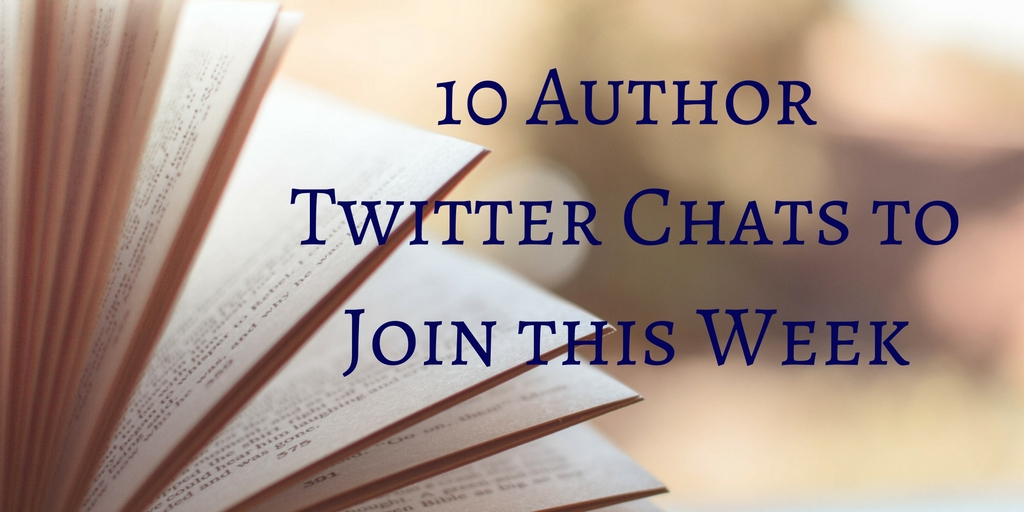 Author Twitter Chat