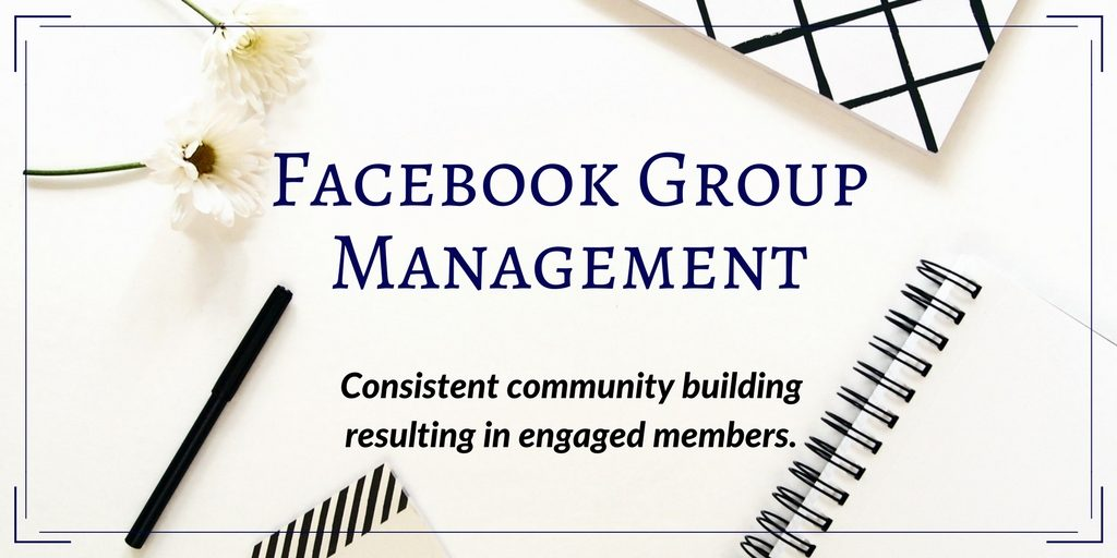 Facebook Group Management