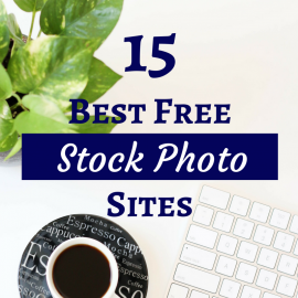15 Best Free Stock Photo Sites