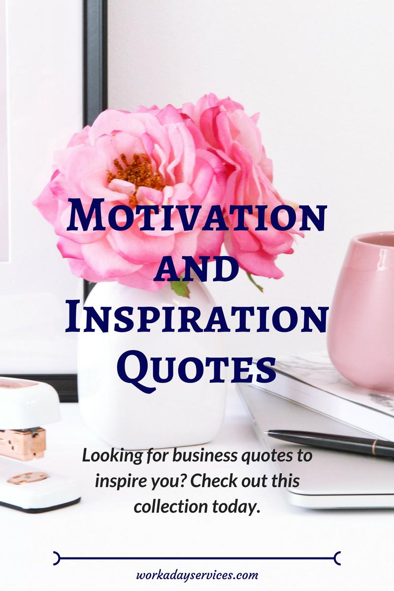 Motivation Quotes Jun 17-30 flower option