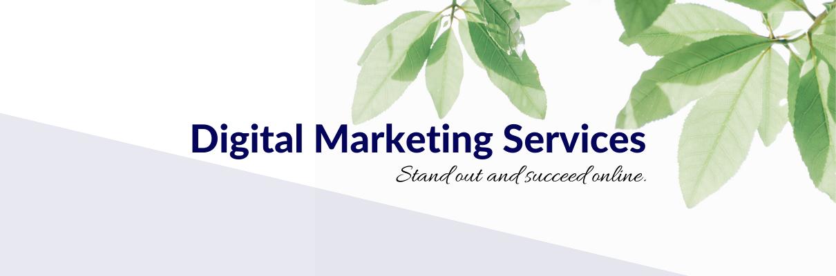 Digital Marketing Services banner
